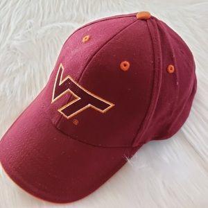 NWOT Virginia Tech Collegiate Licensed Ball Cap